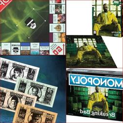 1 Monopoly Breaking Bad Board Game Plus  One 1000 Pieces Puz