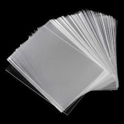 100pcs 65x90mm <font><b>Card</b></font> Sleeves Desk Protect