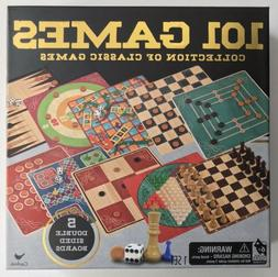 Cardinal 101 Games Collection Of Classic Board Games