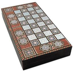 19 magic backgammon turkish board