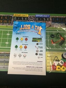 1st & Roll Football Board Game by R&R Games New