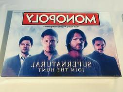 USAopoly 2015 MONOPOLY SUPERNATURAL: Join The Hunt Board Gam