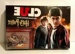2016 HARRY POTTER CLUE THE CLASSIC MYSTERY GAME HASBRO USAOP