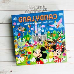 2020 Disney Parks Candyland The Disney Theme Park Edition Bo