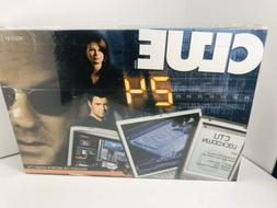 🔥 24 Clue TV Series Game Board Toy USA Hasbro 2009 NIB SE