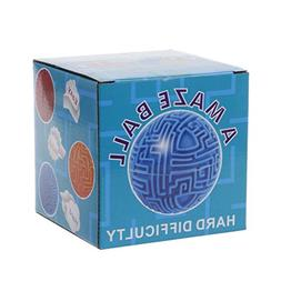 EA-STONE 3D Labyrinth Puzzle Ball - Difficult difficulty , M