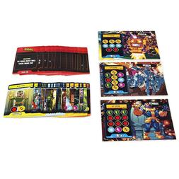 Spin Master Games 5 Minute Marvel Cooperative Card Game for