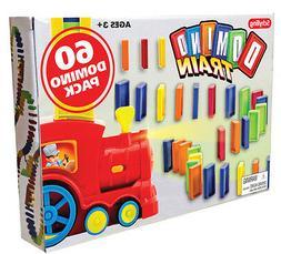 60 Domino REFILL Express Rally bulk Train track chain stack