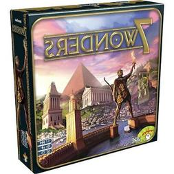 Asmodee 7 Wonders Board Game