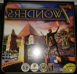 7 Wonders SEVEN WONDERS Board Game Asmodee