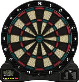 Fat Cat 727 Electronic Dartboard, Easy To Use Button Interfa