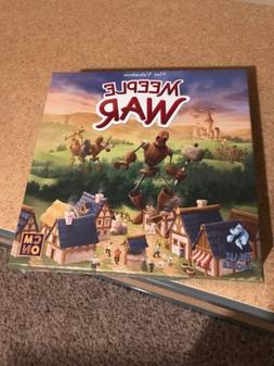 CMON Meeple War Strategy Board Game