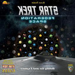 Catan Star Trek Federation Space Map Set - Asmodee - New Boa