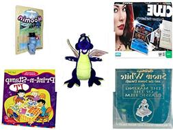 Children's Gift Bundle - Ages 6-12  - Clue Discover The Secr