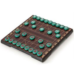 Chinese Chess , Magnetic Travel Game Set with 12.75 Inch Boa