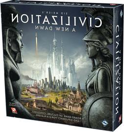 Civilization - A New Dawn Board Game Sealed NIB Brand New Fa
