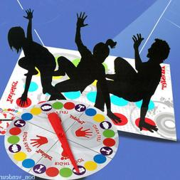 Classic Twister Funny Family Moves Board Game Children Frien