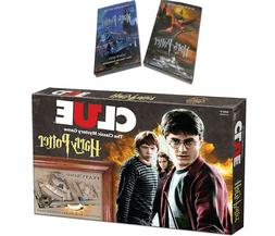 Clue Harry Potter  The Classic Mystery Board Game USAopoly +