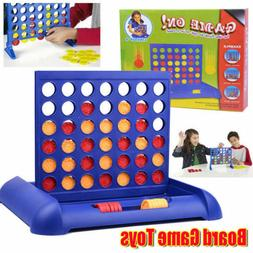 Connect Four In A Row 4 In A Line Board Game Fun Educational