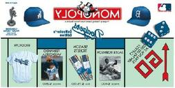 Dodgers Baseball Collector's Edition Monopoly Board Game