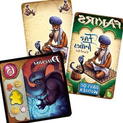 Five Tribes: Fakirs and Dhenim Expansion