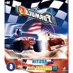 Formula D Circuits 6 Austin & Nevada - Asmodee - New Board G