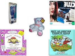 Girl's Gift Bundle - Ages 6-12  - Clue Discover The Secrets