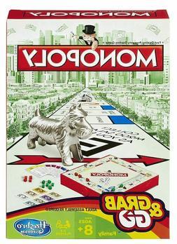 Hasbro Monopoly Grab and Go Game