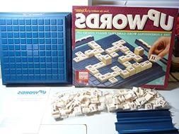 Hasbro Vintage Upwords W/ 100 Tiles & 10x10 Board 1997 Editi