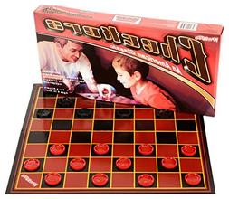Kangaroo Checkers Board Game