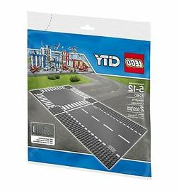 LEGO City Supplementary Straight & Crossroad 7280 Plates, Be