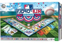 MLB-Opoly  Junior Board Game Masterpieces Puzzles Co.