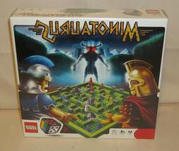 NEW Lego MINOTAURUS Board Game 3841 Microfigures Legos Labyr