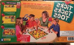 NIB Educational Insights Ticks, Tacks, Toes Board Game Never
