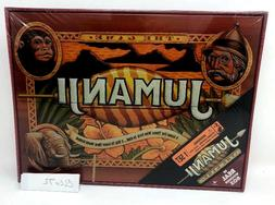 New JUMANJI Board Game Cardinal Edition In Real Wood Wooden