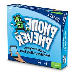 Phone Phever Board Game - Best New Fun Fast-Paced Family-Fri