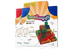 Playmags Building Board - Magnetic Starting Building Plate f