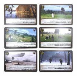 Scythe Board Game Kickstarter Promo Encounter Card Pack 37,