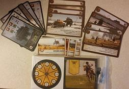 Scythe: Kickstarter Promotional Expansion Bundle - #1,2,3,4