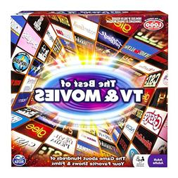 Spin Master Games Best of Movies & TV Board Game