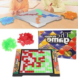 Strategic Board Game Blokus Gifts Educational Fancy Toys For