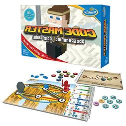 Think Fun Code Master Programming Logic Game and STEM Toy fo