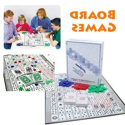 US Sequence Card Board Game Challenge Strategy w/ 135 Playin