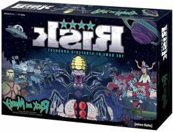 USAopoly, Inc. Rick and Morty Risk Board Game