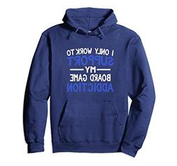 Unisex Board Game Hoodie for Board Game Addicts and Enthusia