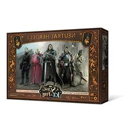 CMON  A Song of Ice & Fire: Tabletop Miniatures Game Neutral