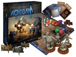 Toy Vault Abaddon Board Game - Strategy