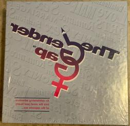 The Gender Gap Adult Board Game 1995 New Sealed