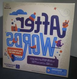 after words board game think quick word