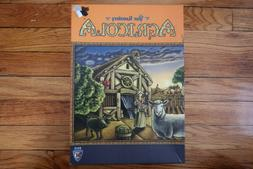 Agricola Board Game - Z Man Games Never Played- Complete